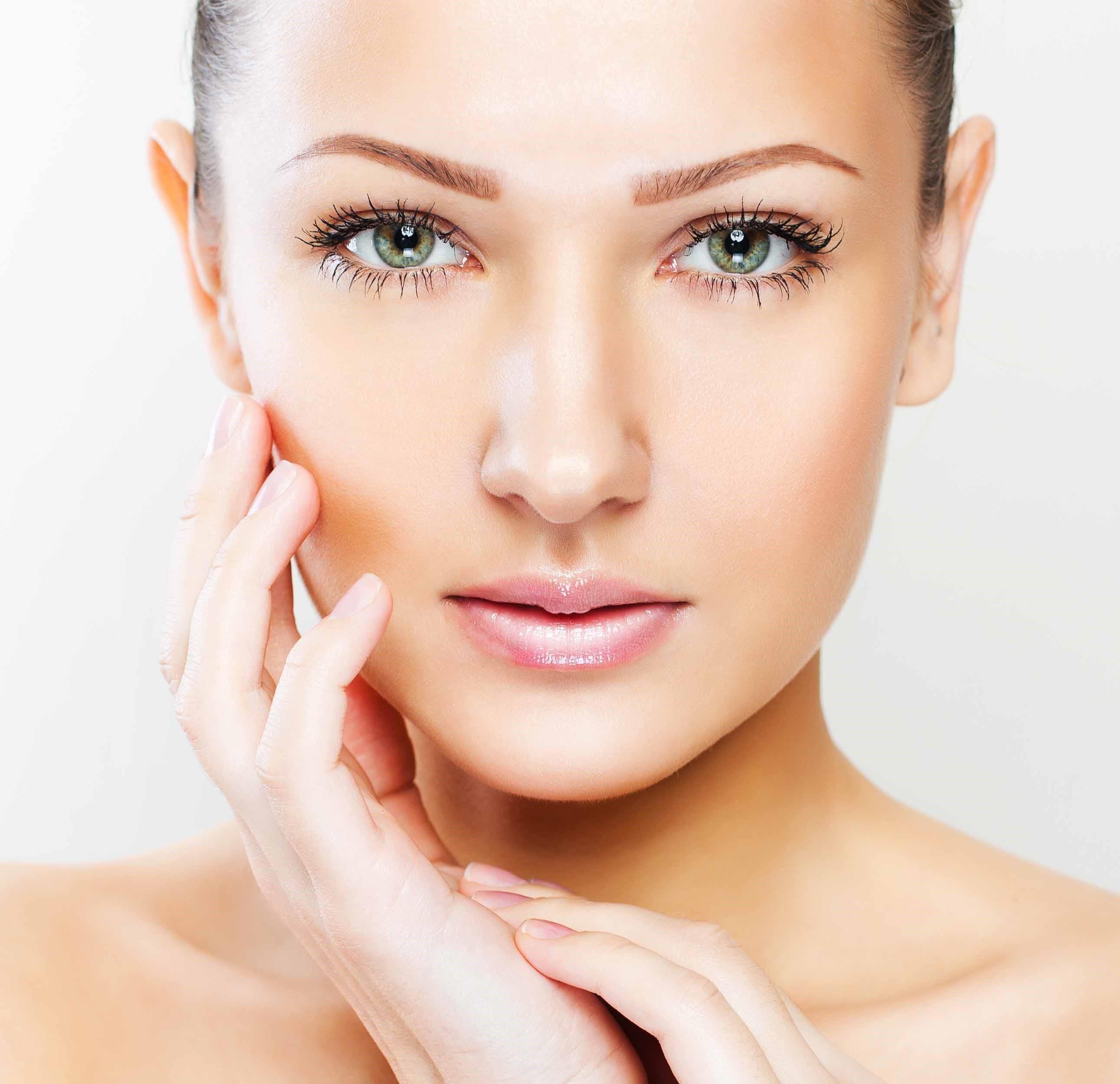 Natural Face Peeling Treatment