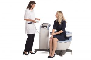 Emsella treats urinary incontinence in men and women. Beatitude Aesthetic Medicine, San Diego.